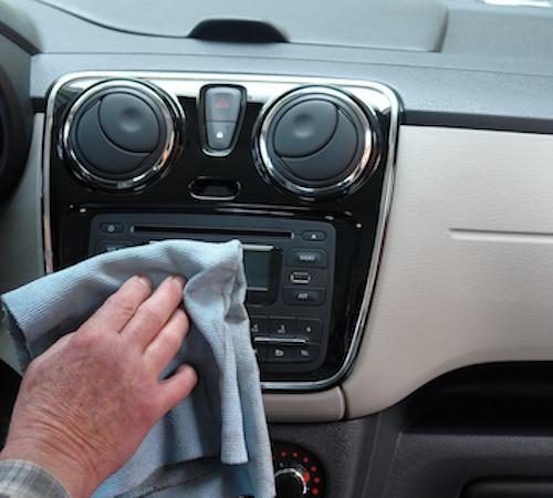 Car Interior Polishing
